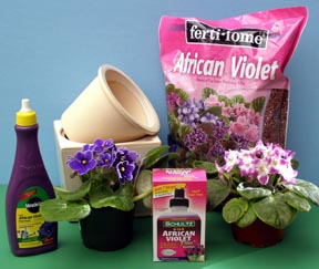 Violet Supplies